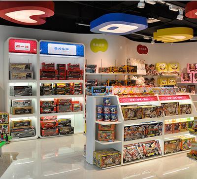 玩具超市加盟图片