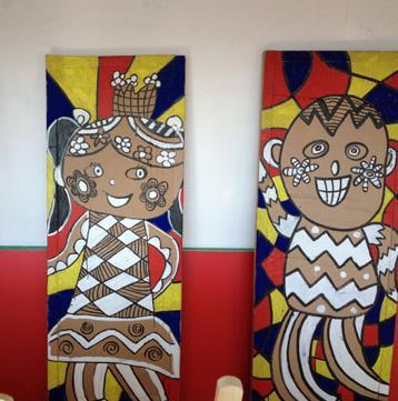 考拉熊创意美术加盟图片