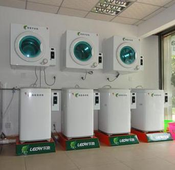 自助洗衣加盟图片