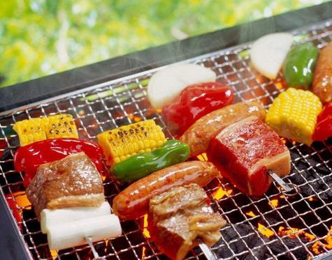 自助烧烤加盟图片