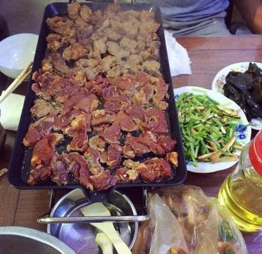 铁板烤肉加盟图片