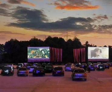 露天汽车电影院加盟