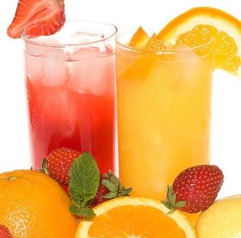 鲜果汁加盟图片