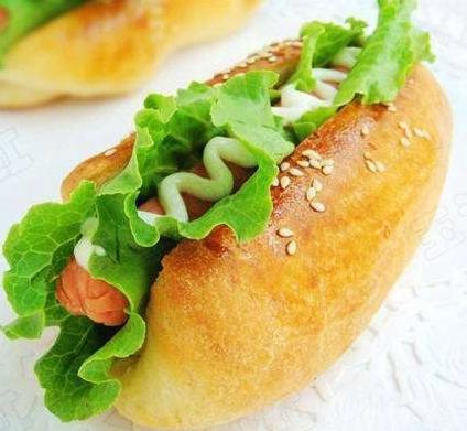 热狗面包加盟