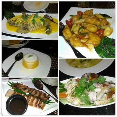 泰国菜加盟图片