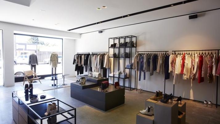 服装店加盟