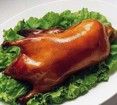烤鸭加盟图片