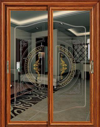 铝合金门窗加盟图片