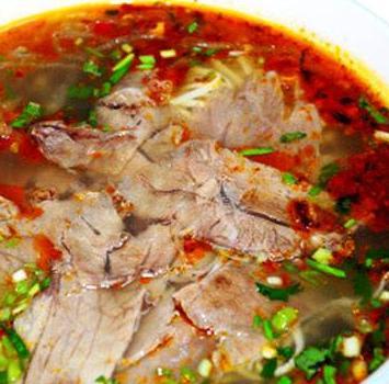 洛阳牛肉汤加盟