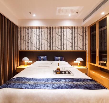瑞贝庭公寓酒店加盟图片