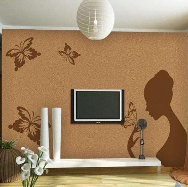 墙艺漆加盟图片