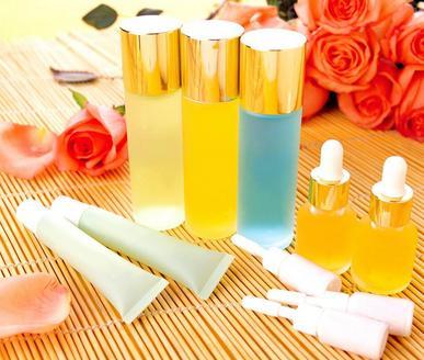 美容产品加盟图片