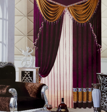 家居窗帘加盟图片