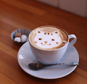 咖啡屋加盟图片