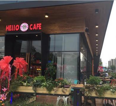 咖啡厅加盟图片