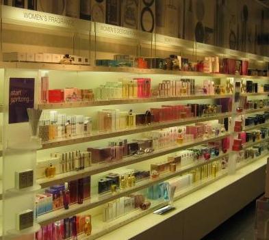 化妆品专卖