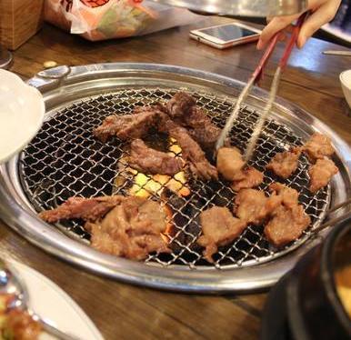 韩国烤肉加盟