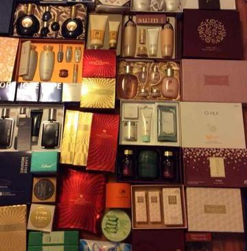 韩国化妆品加盟