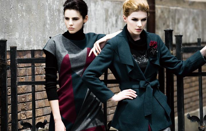 品牌女装加盟
