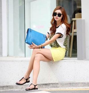 韩版服装加盟