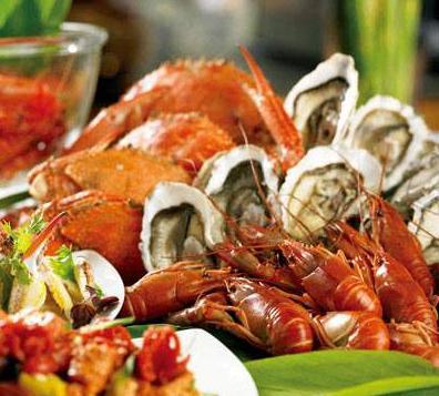 海鮮自助(zhu)