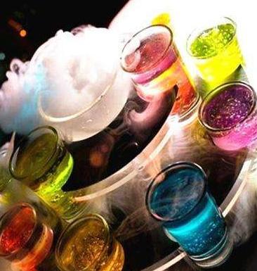 果冻酒加盟图片