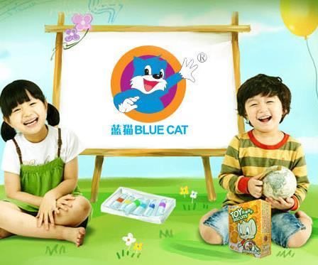 藍貓兒童玩具食品誠邀加盟
