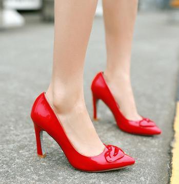高跟鞋加盟图片
