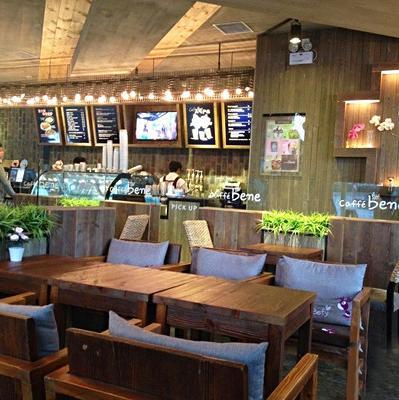 咖啡馆加盟图片