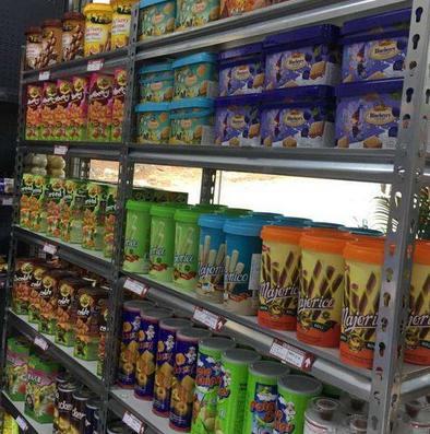 进口食品加盟图片