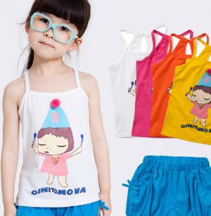 儿童服装加盟