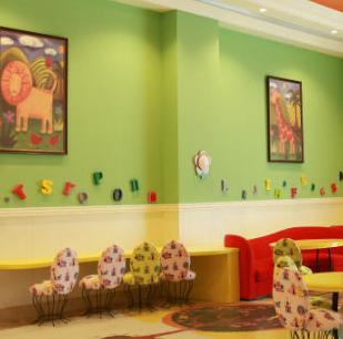 儿童餐厅加盟