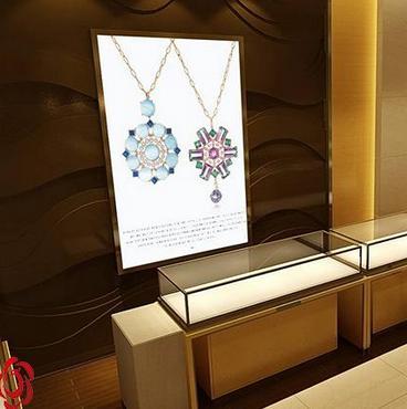 珠宝店加盟图片