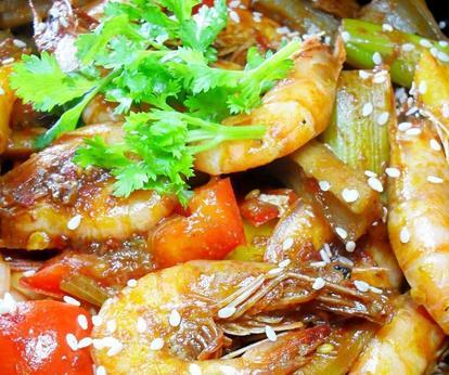 干锅虾加盟