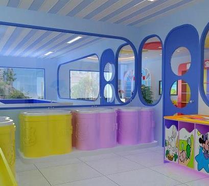幼儿游泳馆