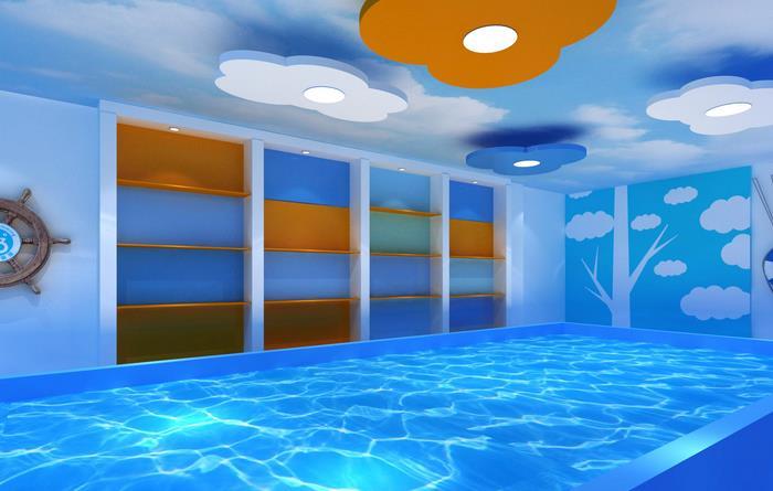幼儿游泳馆加盟