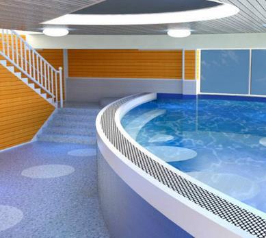 游泳馆加盟图片