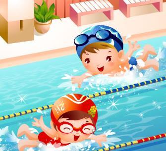 婴幼儿游泳加盟