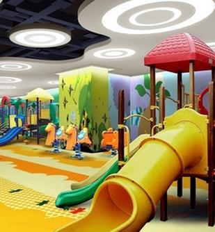 室内儿童乐园加盟