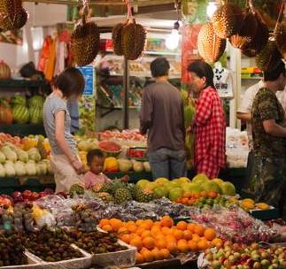 水果店加盟图片