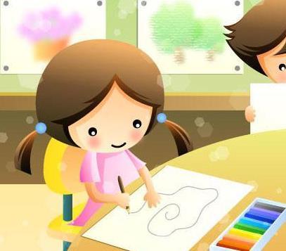 少儿美术加盟图片