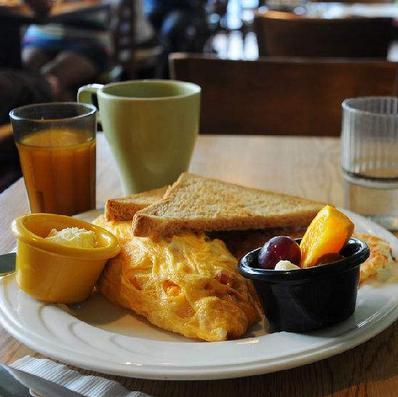 早餐店加盟图片