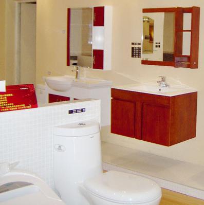 家装卫浴加盟图片