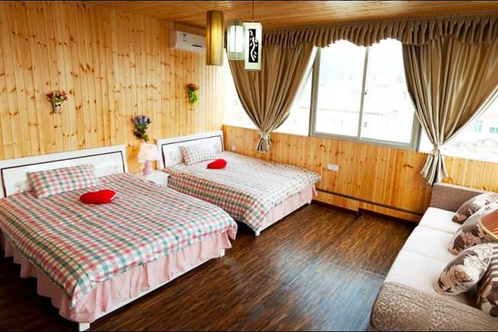 农村家庭卧室真实照片
