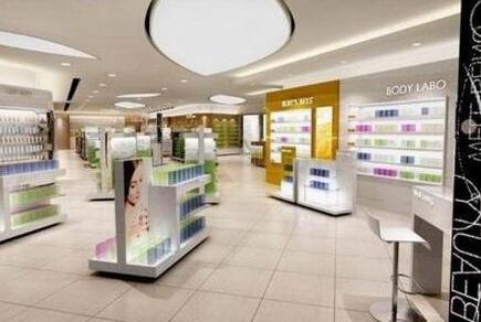 开化妆品加盟店挣钱吗