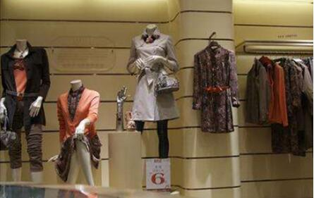 女装加盟店排行榜