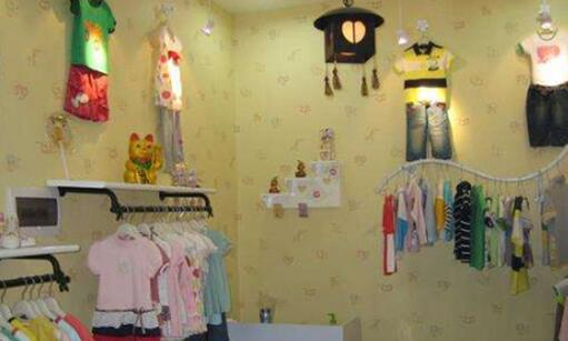 品牌童装加盟店排行榜