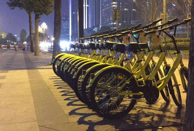 ofo共享单车加盟多少钱