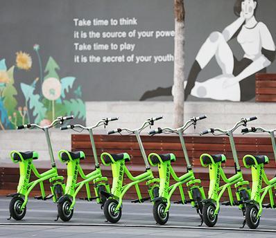 小(xiao)鹿單車