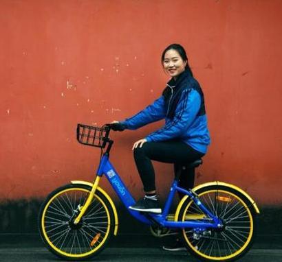 永安行共享单车